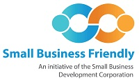 Small Business Friendly Local Government Logo