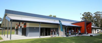 Penistone Park Community Sporting Facility officially opened