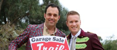 Trailblazers required for 2018 Garage Sale Trail