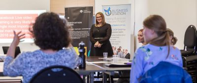 Workshops on marketing and growing your business