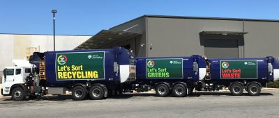 Three Bin Rollout to Commence This Month