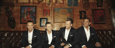 Aussie music icons Human Nature to perform at 2020 Valentine's Concert