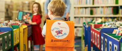 Libraries celebrate Better Beginnings