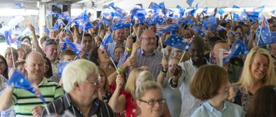 Joondalup to host massive Australia Day Citizenship Ceremony