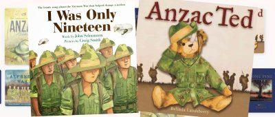 ANZAC Story Time – Anytime