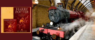 The first of the Harry Potter collection is now available to Library members