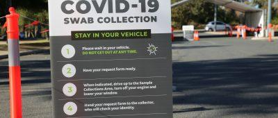 COVID-19 Drive through testing now available in Joondalup